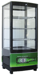 EXQUISITE - CTD78 - LED - COUNTER TOP CHILLER. Weekly Rental $11.00