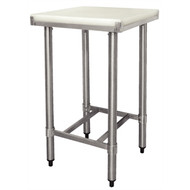 Vogue CF740 Stainless Steel Chopping Board Table 500mm. Weekly Rental $4.00