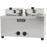 Semak SW7D Dual Soup Cooker. Weekly Rental $6.00