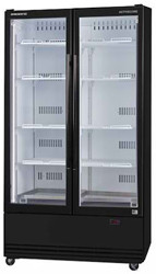 SKOPE SKB900-A Active Core 2 Door Display Refrigerator. Weekly Rental $48.00