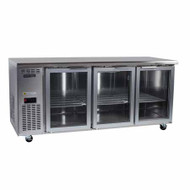 Skope Centaur - BC180 -CG-3RRRS-E - 3 Door Under Counter Chiller. Weekly Rental $47.00