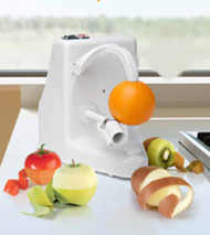 Nutrifaster - Peel-O-Matic - Electric Fruit Peeler