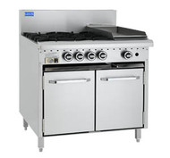 LUUS - CRO-2B3P - GAS TWO BURNERS + 300 GRILL. Weekly Rental $ 46.00