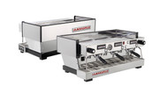 LA MARZOCCO LINEA PB 3 GROUP COFFEE MACHINE. Weekly Rental $202.00