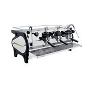 LA MARZOCCO - STRADA 3 GROUP AUTO VOLUMETRIC (AV) COFFEE MACHINE. Weekly Rental $259.00