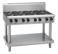 Waldorf 800 Series RN8809G-LS - 1200mm Gas Cooktop Leg Stand. Weekly Rental $59.00