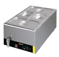 Apuro - S047 - Bain Marie with Tap & Pans.