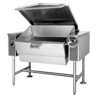 Crown GTS40 151 Litre Gas Floor Mount Tilting Bratt Pan. Weekly Rental $334.00