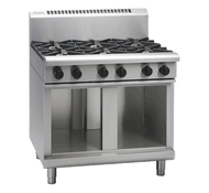 Waldorf 800 Series RNL8600G-CB - 900mm Gas Cooktop Low Back Version Cabinet Base.Weekly Rental $69.00
