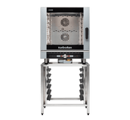 Turbofan EC40D7 - Full Size 7 Tray Digital / Electric Combi Oven. Weekly Rental $122.00