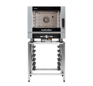 Turbofan EC40D5 - Full Size 5 Tray Digital / Electric Combi Oven. Weekly Rental $99.00