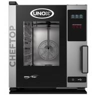 Unox Cheftop - XECC-0523-E1R. Compact Combi Oven. Weekly Rental $70.00