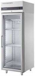 Inomak - UFI1170G - Single Glass Door Fridge. Weekly Rental $32.00