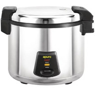 Apuro Rice Cooker - 13 Ltr. Weekly Rental $3.00