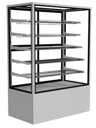 FESTIVE - TC12 - TOWER CHILLED DISPLAY CABINET. Weekly Rental $108.00