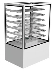 FESTIVE - TH12 - TOWER HEATED DISPLAY CABINET. Weekly Rental $84.00