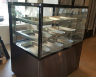 Anvil Aire - DSS3860 - Two Shelf Salad Display – Cold. Weekly Rental $60.00