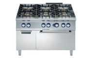 Electrolux 900XP E9GCGL6CIM 6 Burner Gas Range. Weekly Rental $86.000