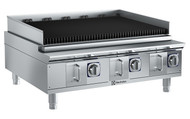 Electrolux Compact Line AGG36CE Gas Char Grill. Weekly Rental $77.00