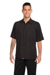 Mens Black Cool Vent Shirt