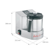 HotmixPRO Gastro - HMPG2 - Commercial Thermal Mixer. Weekly Rental $31.00