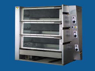 RADIANT - T3N - Gas Chicken Rotisserie . Weekly Rental $152.00
