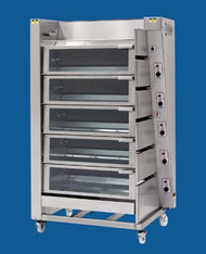 Radiant 2000 T6 Gas Chicken Rotisserie. Weekly Rental $219.00