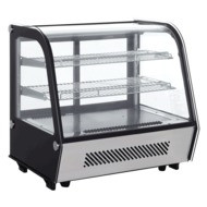 Exquisite - CTC120 - Cold Counter Top Cold Display Cabinet. Weekly Rental $10.00