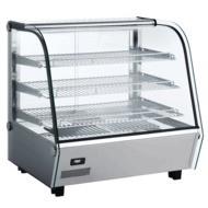 Exquisite - CTW120 - Heated Counter Top Display Cabinet. Weekly Rental $7.00