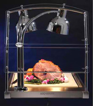 ALTO SHAAM CS-200S Double Heat Lamp Carving Station Sneeze Guard. Weekly Rental $69.00