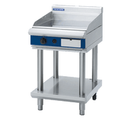 "Blue Seal Evolution Series GP514-LS - 600mm Gas Griddle "" Leg Stand. Weekly Rental $58.00"