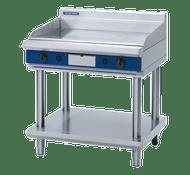"Blue Seal Evolution Series GP516-LS - 900mm Gas Griddle "" Leg Stand. Weekly Rental $62.00"