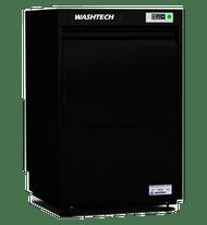 Washtech GL-B - Fully Insulated Premium Black Undercounter Glasswasher / Dishwasher - 450mm Rack. Weekly Rental $86.00