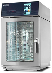 HOUNO CPES1.10 Slimline 10 Tray Combi Touch Controls . Weekly Rental $180.00