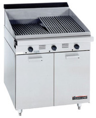 GARLAND MST34B - Gas Char Broiler. Weekly Rental $111.00
