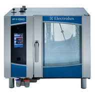 ELECTROLUX AOS061ETR1 -  Air-O-Steam Touchline 6 Tray Combi Oven . Weekly Rental $247.00