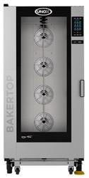 Unox XEBL-16EU-GPRS BakerTop Mind Maps PLUS Series 16 Tray Big Gas Combi Oven