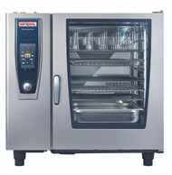 Rational - SCC5S102 - 10 X 2/1 TRAY ELECTRIC COMBI OVEN. Weekly Rental $355.00