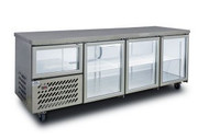 Anvil Aire - UBG2400 - Under Bar (3 1/2 Glass Doors) Chiller. Weekly Rental $45.00
