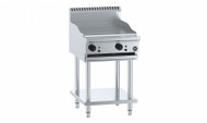 B & S - GRP-12 - Gas Griddle On Stand - 1200 mm Wide. Weekly Rental $49.00
