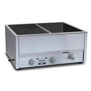 Roband - BM4T - Counter Top Bain Marie Thermostat Control. Weekly Rental $8.00