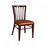 YQ-G-15 Banquet Chair - Metal Frame - Brown
