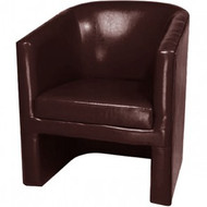 LOUNGE-WINDSOR - DO-6070BR - Lounge Chair - Windsor