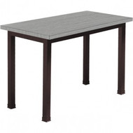 SL18-607-RE158 - Dining Table - Rectangle Ironwood