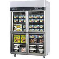 Turbo Air KF45-4G Top Mount Glass Door Freezer. Weekly Rental $ 71.00