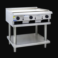 Luus - CS-9P-T - Gas Teppanyaki Grill. Weekly Rental $51.00
