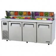Skipio - SHR18-3 - Salad Side Prep Table Hood Lid . Weekly Rental $62.00