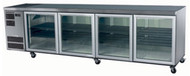 SKOPE CC700-WHITE - 4 Door Under Bench Fridge. Weekly Rental $72.00