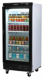 BROMIC GM0220 LED ECO Display Fridge LED. Weekly Rental $14.00