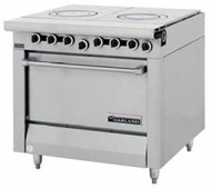 GARLAND MST45RE Master Series Gas 2 Target Tops 1 Standard Oven. Weekly Rental $121.00